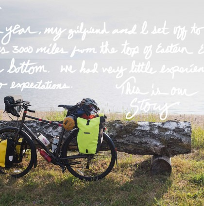 Estonia to Greece by Bicycle