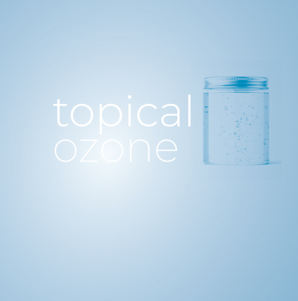 Topical Ozone